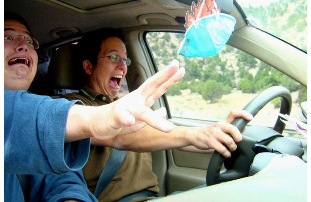 Смешные картинки по вождению